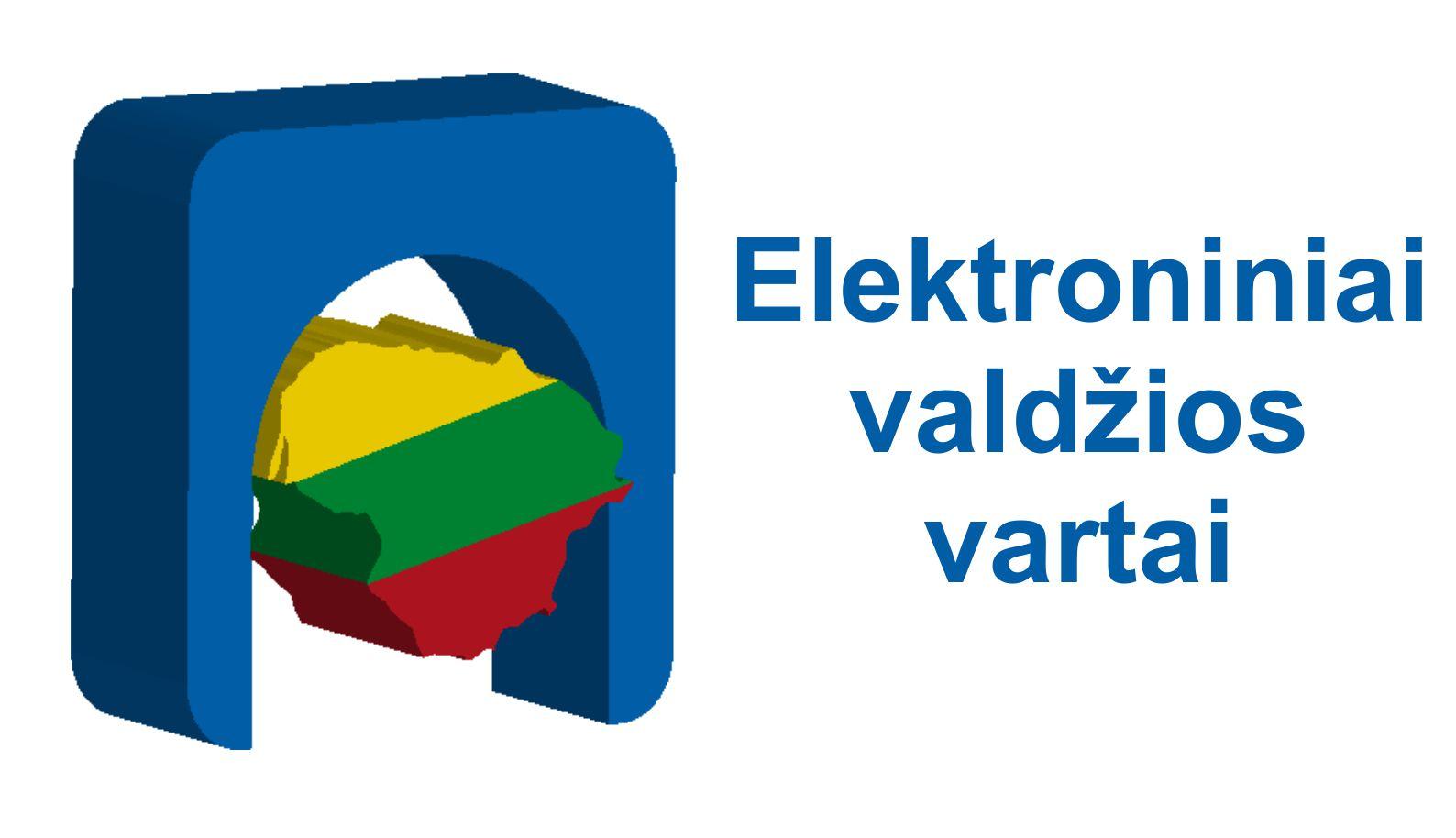 Elektroniniai valdžios vartai
